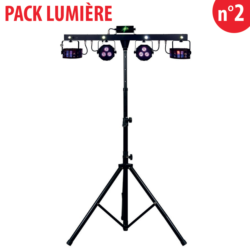 pack 2 4 en 1 party bar jb systems audio light systems. Black Bedroom Furniture Sets. Home Design Ideas
