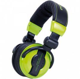 American_Audio_HP550_Lime_hoofdtelefoon_groen_1